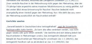 Anwalt Düsseldorf zu Vertragsrecht beim (Immobilien) im WDR